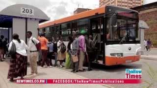 Kigali city opens new bus terminal