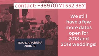 Trio Darabuka - 28 Prill 2018 (Live) / Restorant Ahengu Sopi - Tetovë