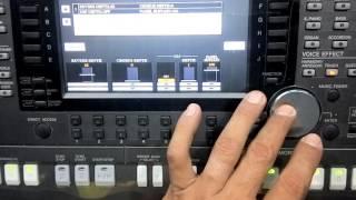 Hướng dẫn cài đặt sample cho đàn S970/770