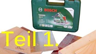 Bosch PKS 16 Mini Handkreissäge Teil 1.  für 127€