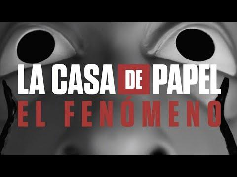 Trailer La casa de papel: El fenómeno