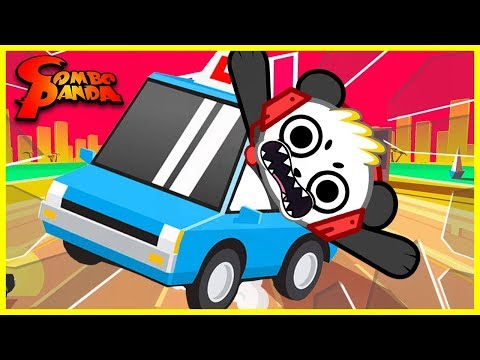 Dashy Crashy 1000 POINTS Let's Play with Combo Panda