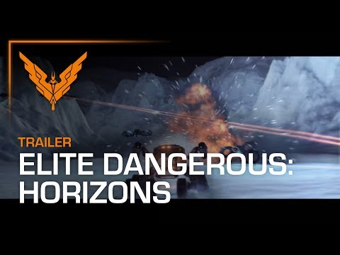 Elite Dangerous: Horizons Launch Trailer thumbnail