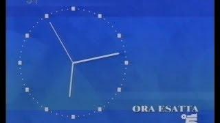 *RARO* Canale 5 - Ora Esatta 1991-97 #720p50HD