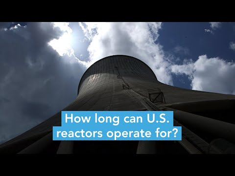 What's The Lifespan of Nuclear Reactor?