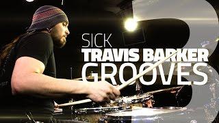3 Sick Travis Barker Drum Grooves - Drum Lesson