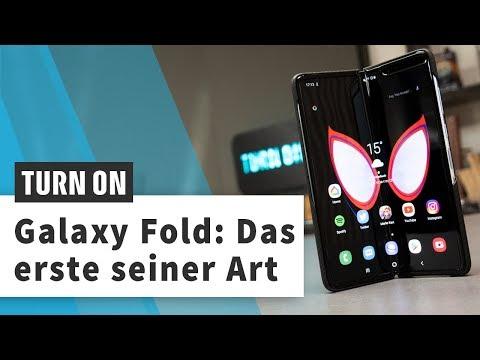 Samsung Galaxy Fold: Ein Blick in die Zukunft