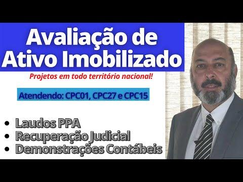Laudos de PPA e Recuperação Judicial Avaliação Patrimonial Inventario Patrimonial Controle Patrimonial Controle Ativo