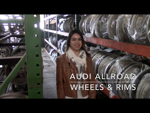 Factory Original Audi Allroad Wheels & Audi Allroad Rims – OriginalWheels.com