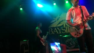 Bayside - Seeing Sound Live @ The Anaheim House of Blues 9/2/15