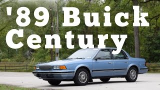 1989 Buick Century Custom: Regular Car Reviews
