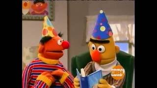 Sesame Street - Its Berts Birthday!