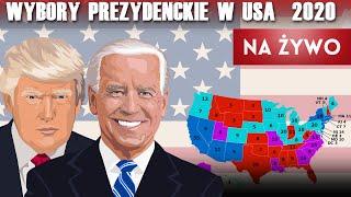 A Ch Wybory Prezydenckie w USA na żywo