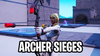 Thumbnail for ARCHER SIEGES | TEAM DM | LTM
