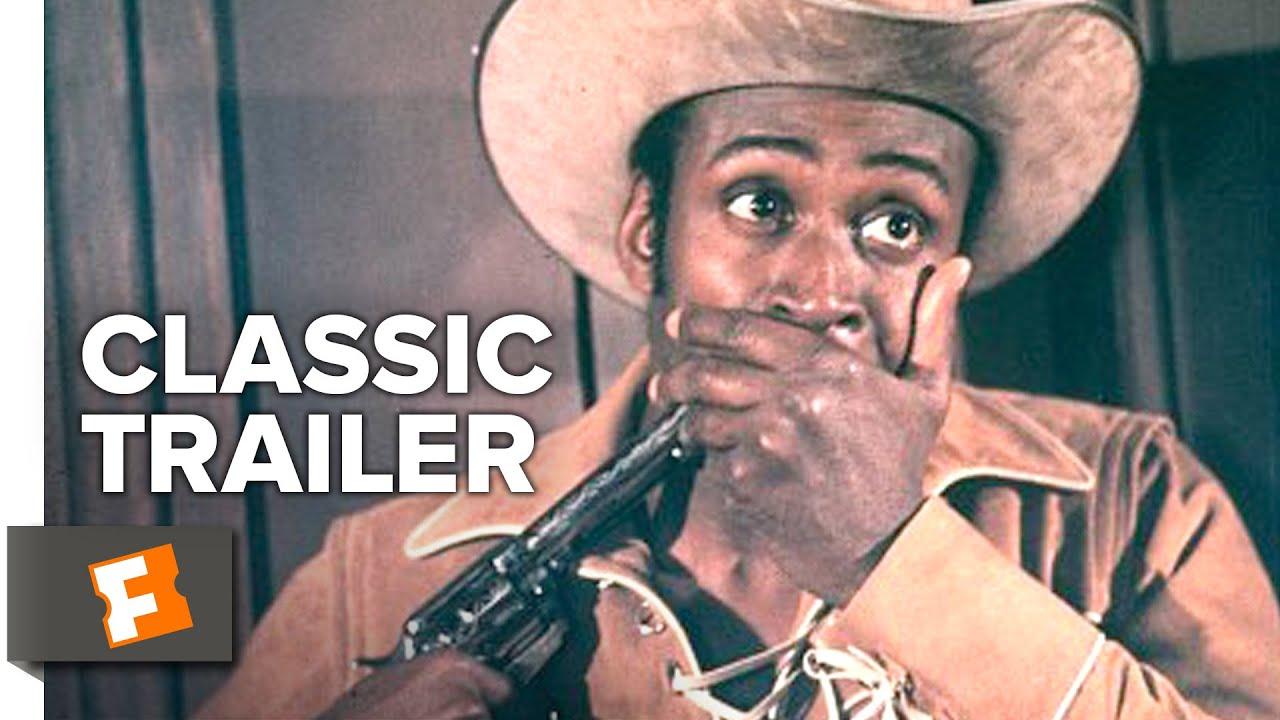 Video trailer för Blazing Saddles (1974) Original Trailer - Gene Wilder Movie