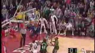NBA - Michael Jordan Top 10 Buzzerbeaters