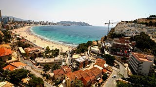Продажа квартиры в Бенидорме, комплекс Вистамар. Недвижимость в Испании с видом на море