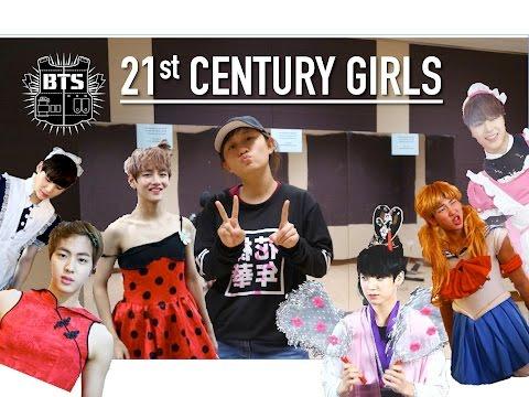 BTS 21st Century Girls Dance Tutorial | FULL with Mirror [Charissahoo]