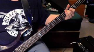 Wasted Generation - Steel Dragon Bass Cover