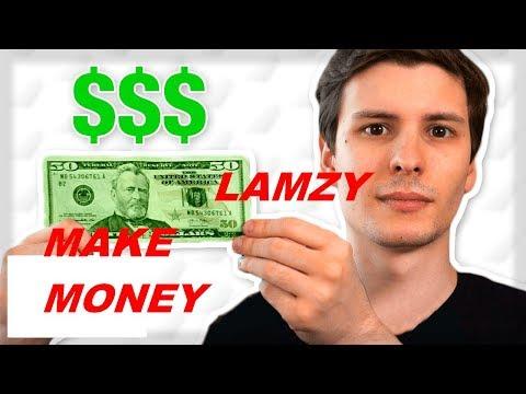 Lamzy make money online