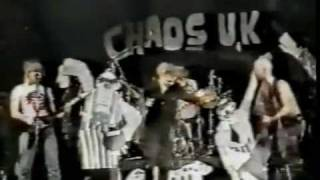 Chaos UK - Live Oslo TV