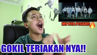 STRAY KIDS   SIDE EFFECTS MV REACTION ( MEMANG PALING BEDA!! )