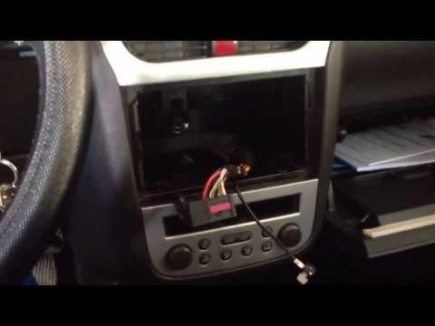 Opel Corsa C Radio tauschen \ geschaltenes Plus \ Klemme 15 \Remote