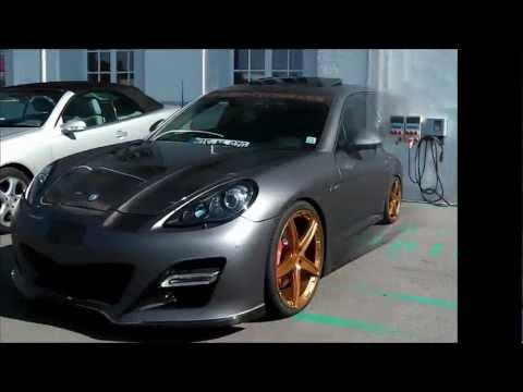 Видео NLC Porsche Panamera GP-970