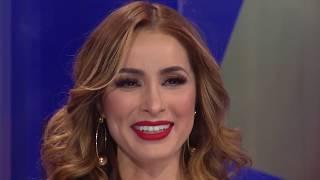 CYNTHIA RODRÍGUEZ en entrevista para Bla Bla Show