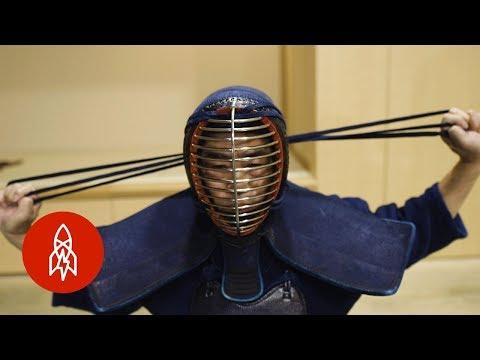 Japanese Police Practicing Ancient Martial Arts to Tackle Modern Crime