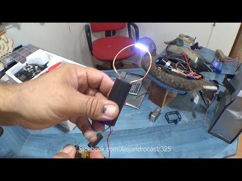 Trampa eléctrica para ratas o redes voladoras elige
