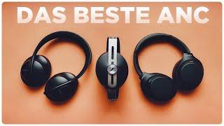 TOP 3   Die besten OverEar Kopfhörer mit Noise-Cancelling   2020