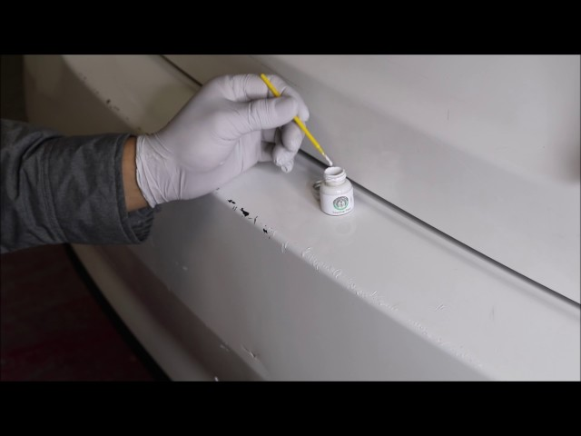 How To Do Automotive Touch Up Like a PROFESSIONAL