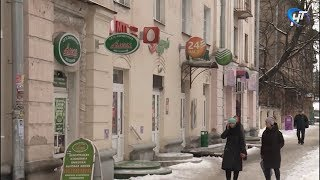 Информационные вывески Великого Новгорода приведут к единому стандарту