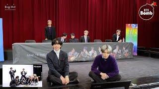 [BANGTAN BOMB] '보.라.해' VCR time behind - BTS (방탄소년단)