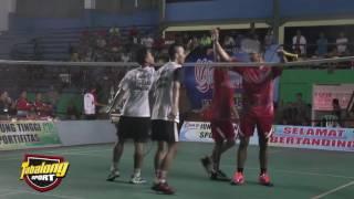 Kejuaraan Olah raga Bulu tangkis #Tv Tabalong
