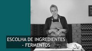 Ingredientes: Fermentos l Janaina Calonga