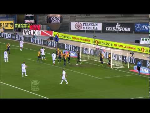 Verona-Napoli 2-0 27a giornata di Serie A TIM 2014/2015 HL (90 sec)