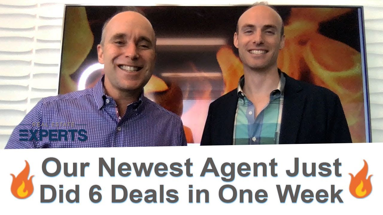 Agent on Fire: Our Newest Partner Just Did 6 Deals in One Week