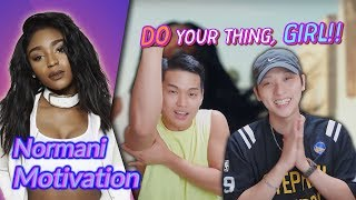 K-pop Artist Reaction] Normani - Motivation