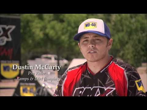 WD-40® and BMX Pros Trick Team