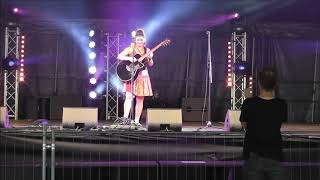Video Elda's Curvas Peligrosas - Praha Září Festival in Prague, Open M