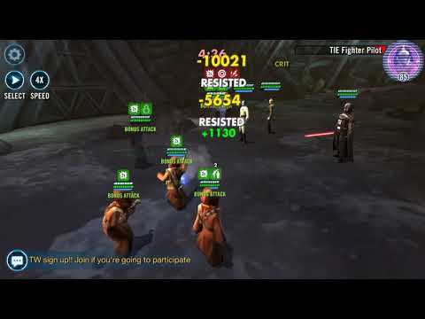 Imperial Troopers TW Bonus Endless Ranks - Destroyed by