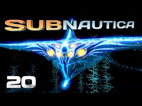 Jak porazit Ghost Leviathana ! - Subnautica S4 - Díl 20 - Nakashi