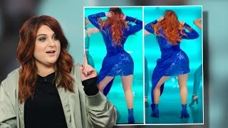 WTF! Meghan Trainor Takes Down 'Me Too' Video After Photoshop Scandal!