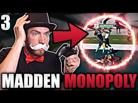 I raged for 17 minutes and 19 seconds... [MUTOPOLY Ep 3] -- Madden 20 Ultimate Team Gameplay