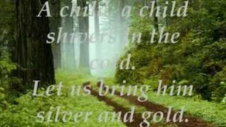 Do You Hear What I Hear - Copeland w/ lyrics