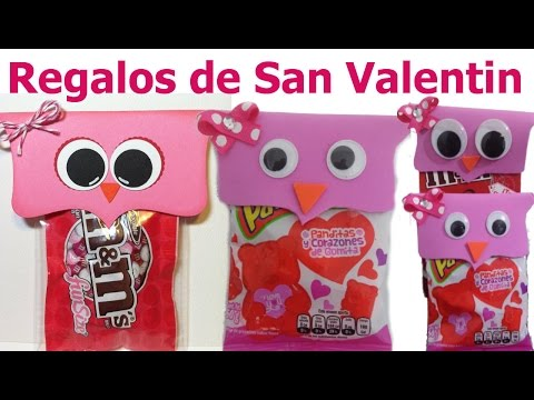 Regalos De San Valentin Para Mi Novio Manualidades.Regalos Para San Valentin Con Chocolates M M S Y Panditas