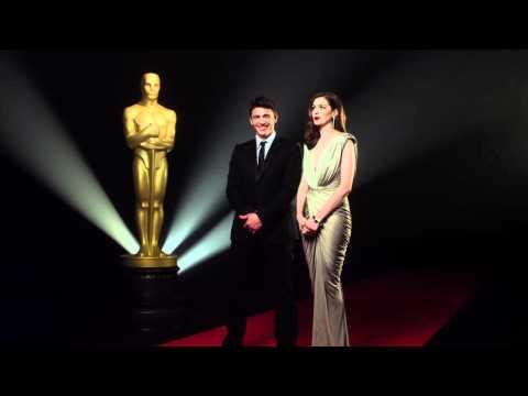 Nepovedené záběry z upoutávek na Oscary