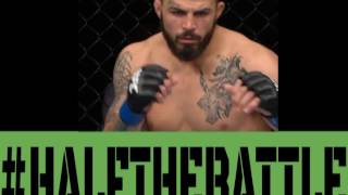 UFC rising star Platinum Mike Perry on Half The Battle